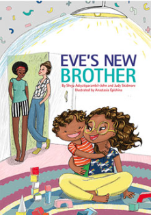 Eve's New Brother    Judy Skidmore