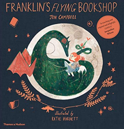 Franklin's Flying Bookshop    Jen Campbell