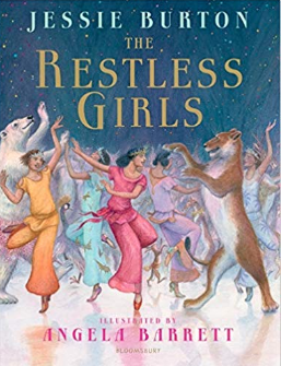The Restless Girls    Jessie Burton
