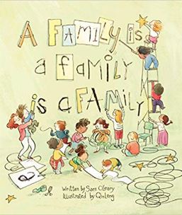 A family is a family is a family    Sara Cleary