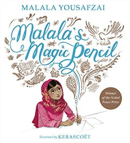 Malala's Magic Pencil    Malala Yousafzai