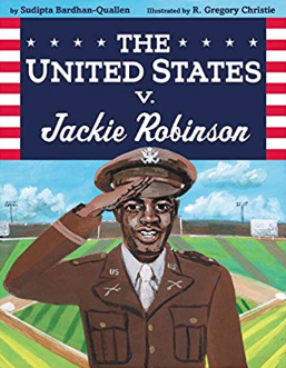 The US vs Jackie Robinson    Sudipta Bardhan-Quallen