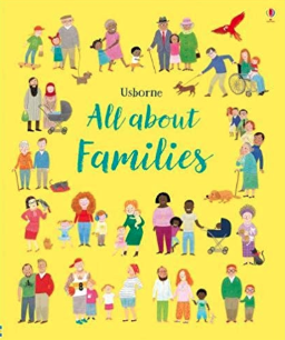 All About Families    Felicity Brooks