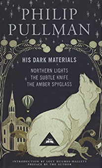 His Dark Materials series    Philip Pullman