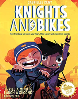 Knights and bikes    Gabrielle Kent