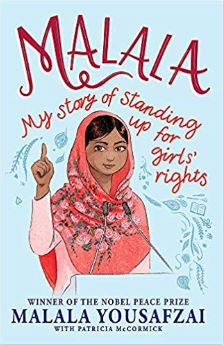 Malala: My Story of Standing Up for Girls' Rights    Malala Yousafzai