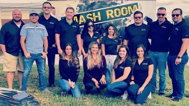 Group sales! - Looking for the best team building or corporate outing in Tampa? How about an awesome birthday party or bachelor/bachelorette party in Tampa? Come smash with us in a custom designed Smash Room session. You pick the date and time, ANYTIME! Contact us today to book your session at 813-368-0808.