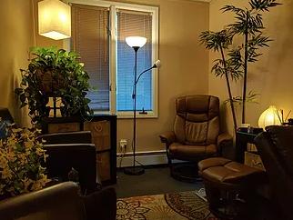 フォート・リーオフィスは明るくてアットホームな空間です。