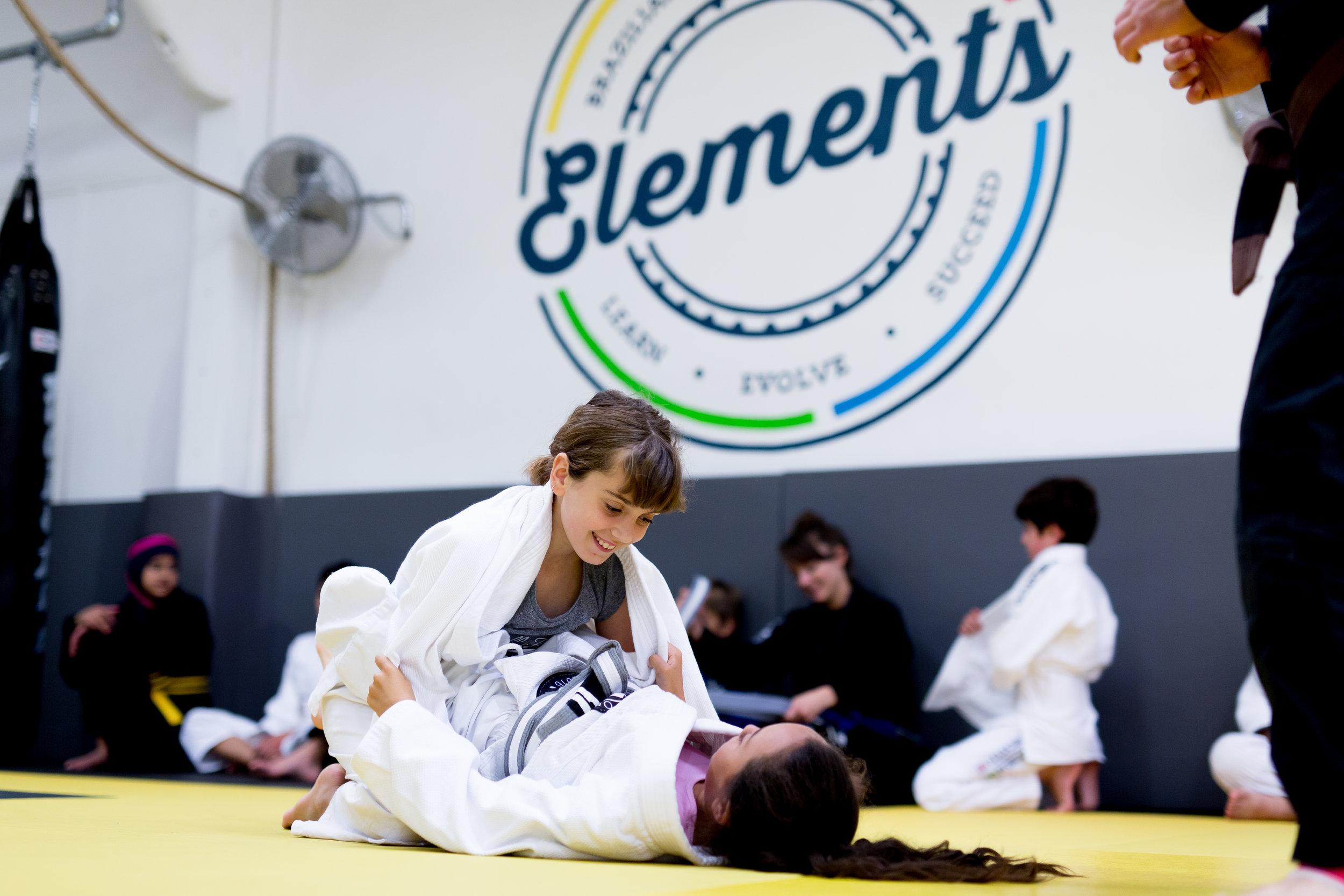 Elements lewes adults martial arts