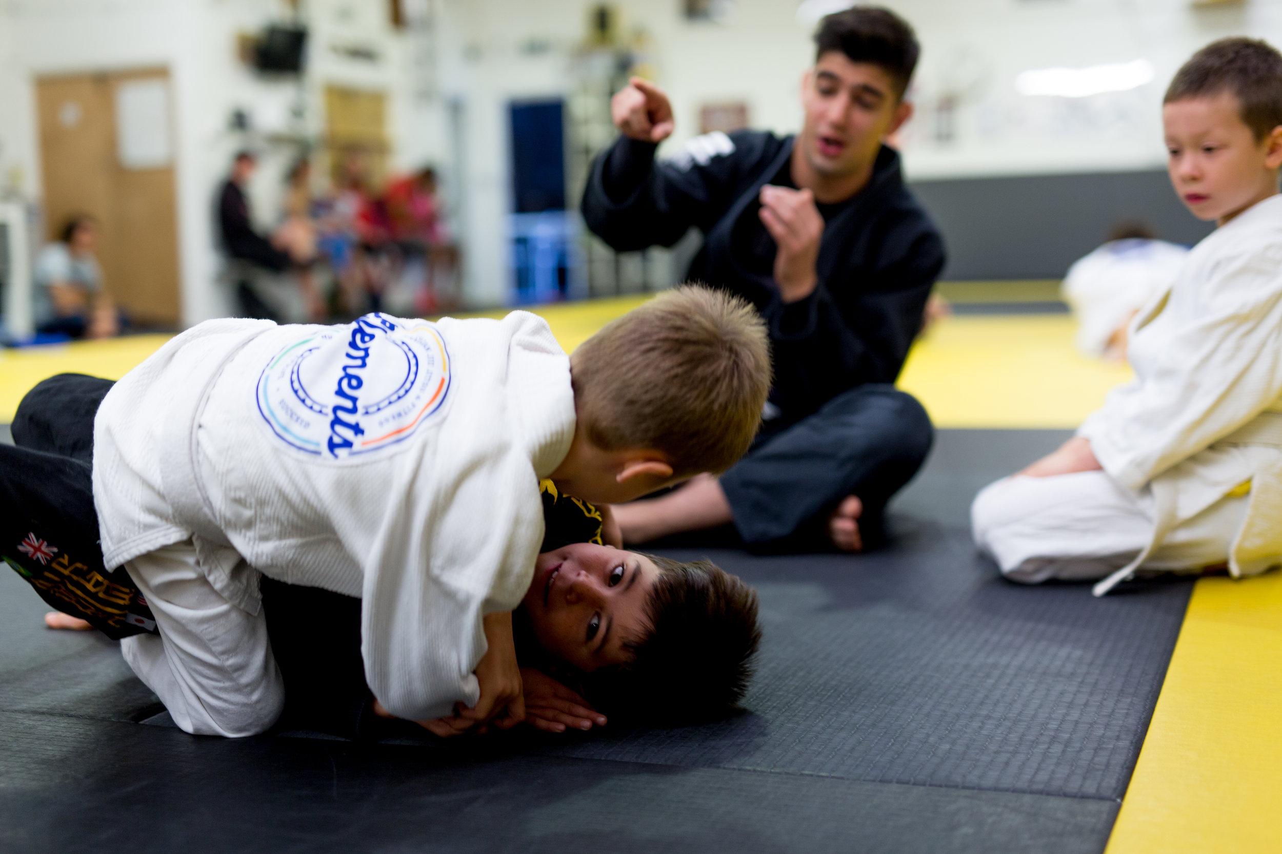 elements lewes kids martial arts
