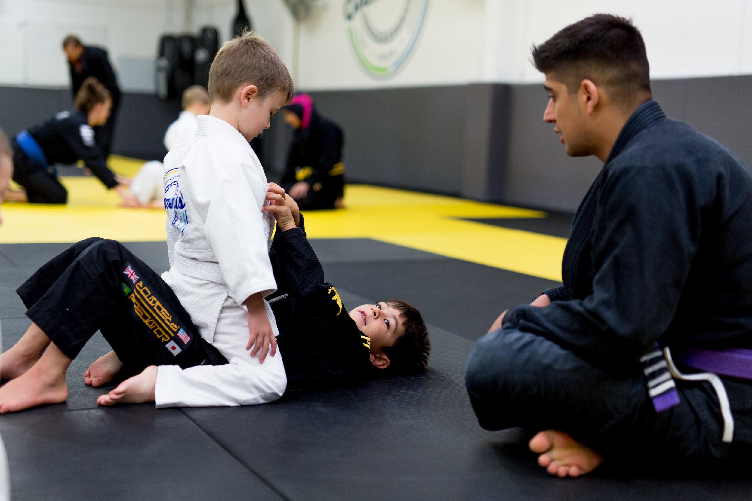 elements lewes children martial arts