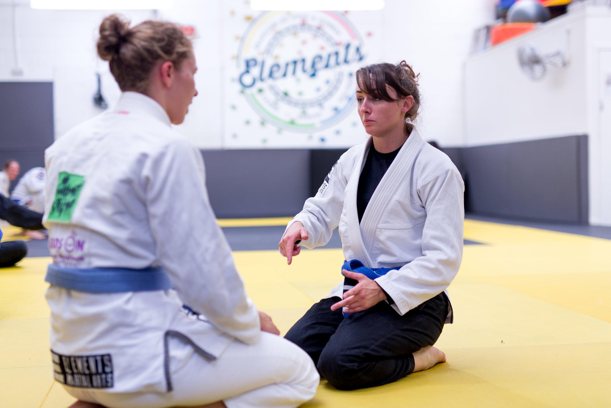 Elements Lewes Martial Arts BJJ Brazillian Jiu Jitsu