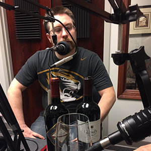 Robert Riley of Cellar & Loft shared wine and wine education along with Mayor Bill Dane during a recent broadcast of  LIVE with the Mayor.