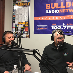 Coach Josh Gray on the Coach Gray Show with Jim.