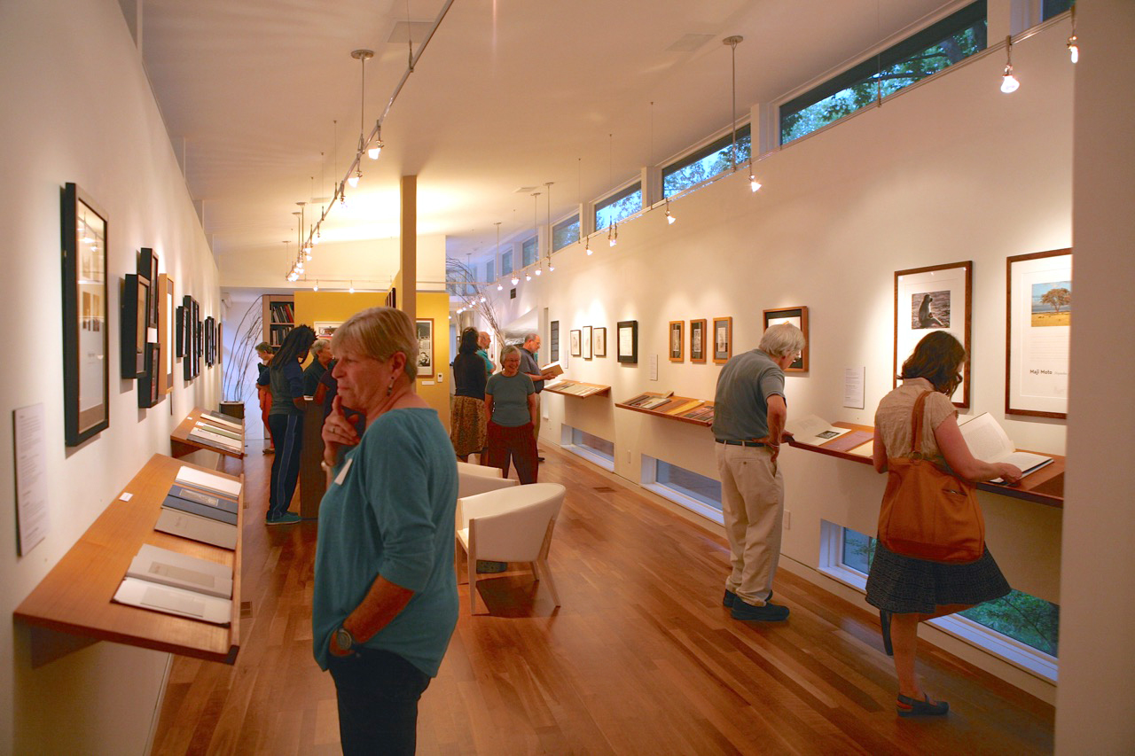 20th anniversary exhibit at Cassilhaus.