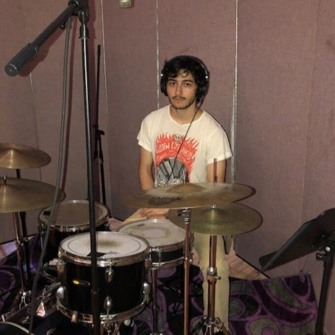 Good Morning New York Co-Producer and Drummer Max Azarmehr