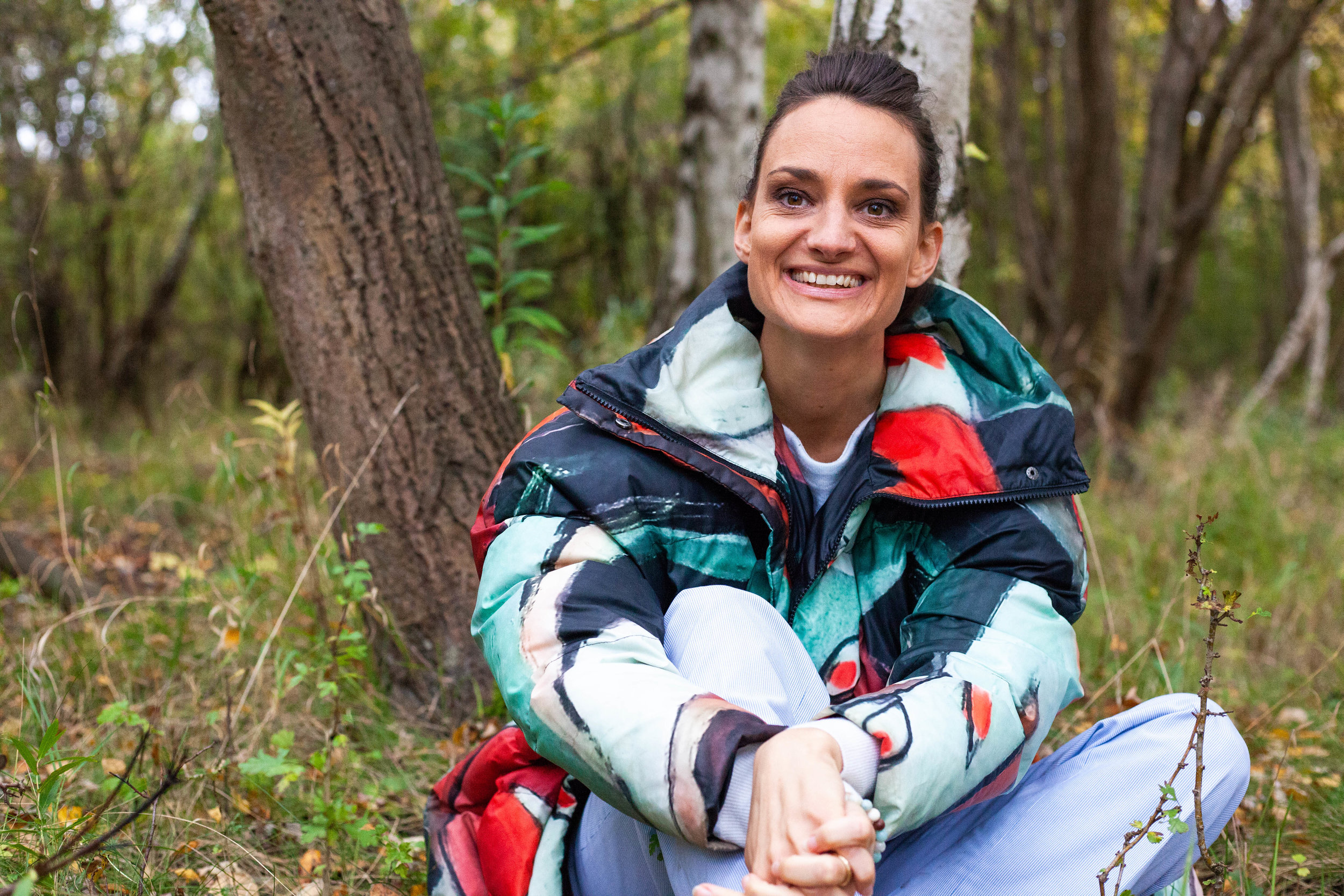 """Laura Storm  has for the past 15 years headed and created multiple global organizations in the intersection between  business, sustainability, climate change policy, innovation and leadership.  The common denominator being a focus on the global transformation to sustainability - including Copenhagen Climate Council and  Sustainia . Her academic background is a Master in Political Communication & Leadership focused on the challenges and opportunities when implementing sustainability strategies. .  For her work she has been awarded the title  """"Worldchanger""""  by Greenbiz and is selected by the World Economic Forum as a  Young Global Leader  and  Sustainability Expert.  She also hosts the podcast  Cracks of Light - Leadership for a thriving world  that engage leaders in a dialogue around the paradigm shift towards a world where purpose, people, planet & profit collectively thrive."""