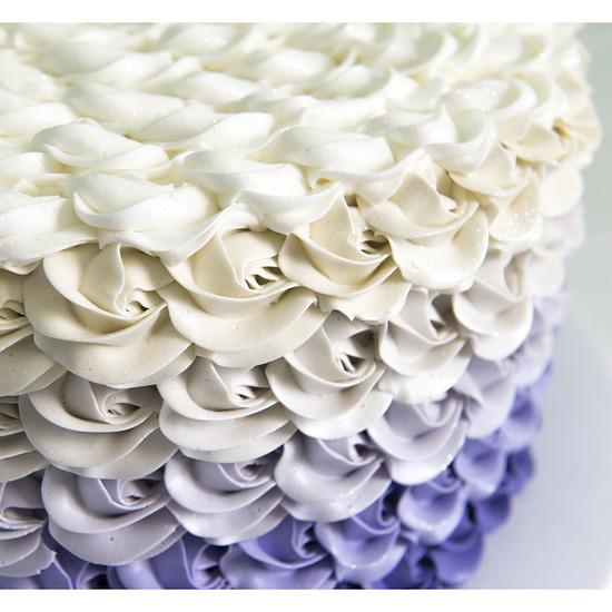 ombre rosette frosted cake.jpg