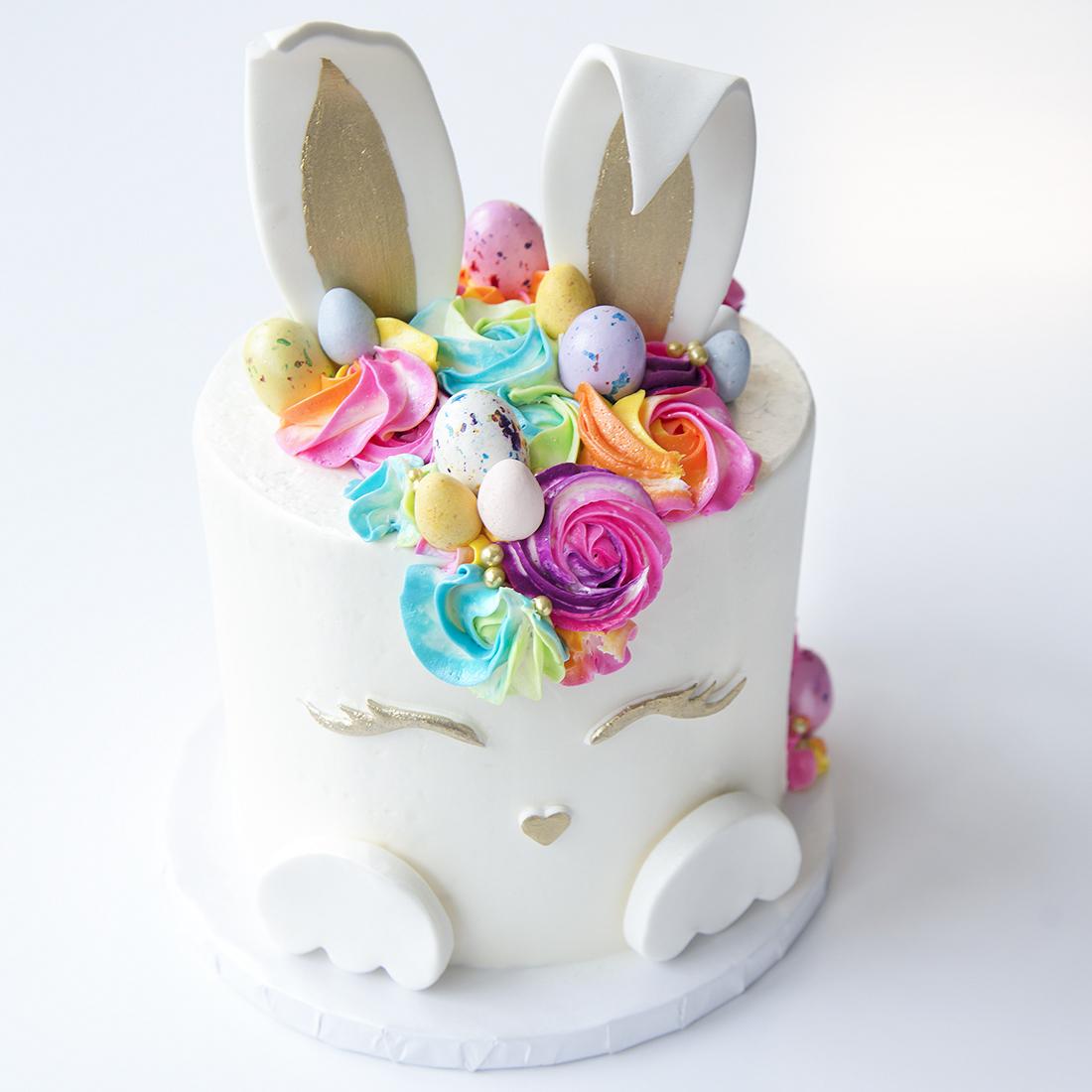 Bunny Cake -