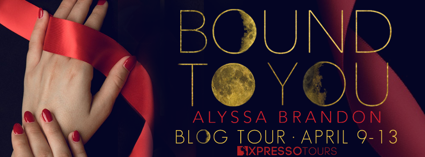 Tour Schedule: ( http://xpressobooktours.com/2018/02/01/tour-sign-up-bound-to-you-by-alyssa-brandon/