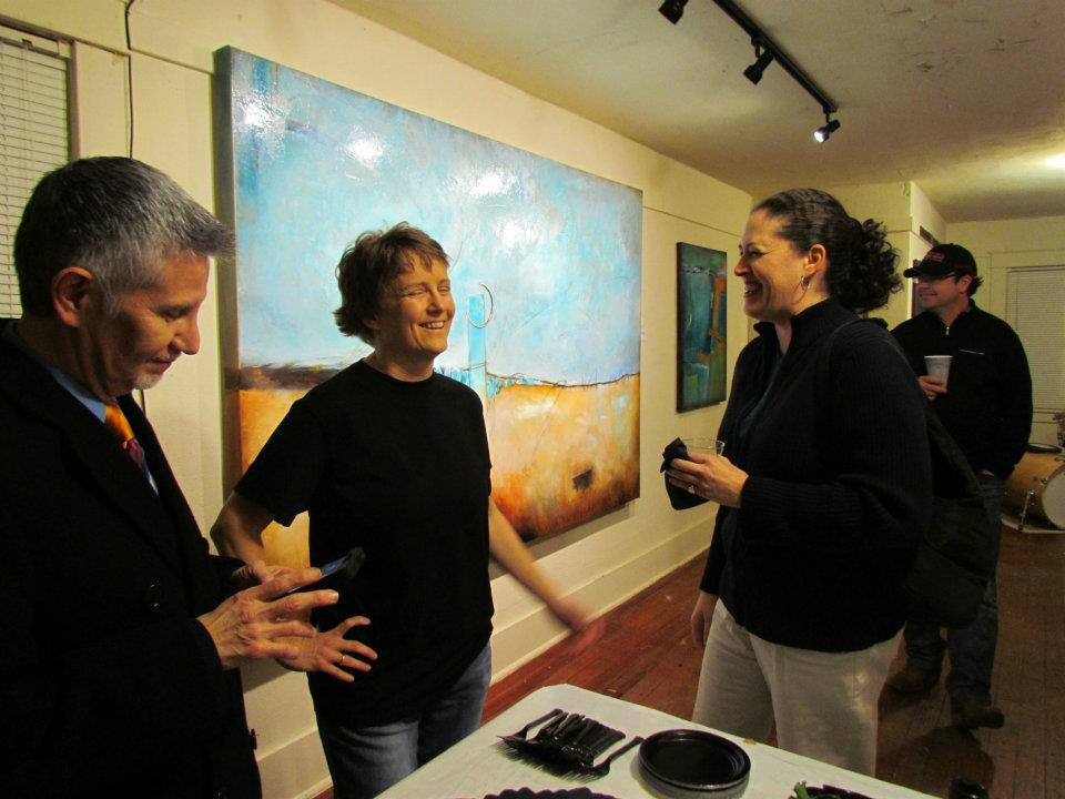 It s always fun to have Olivia around An art show.jpg