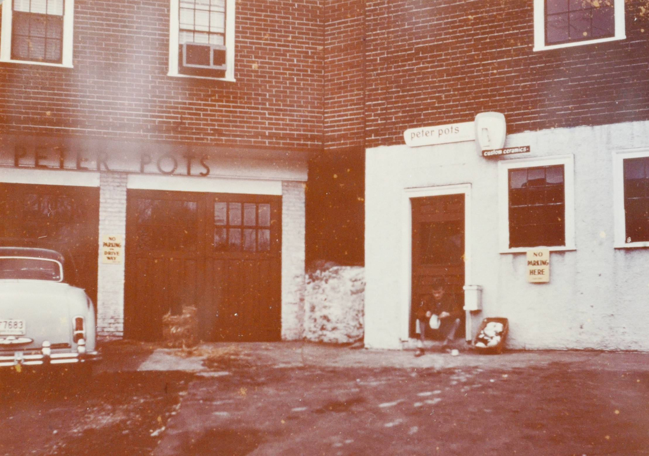 Sheldon Street 1952