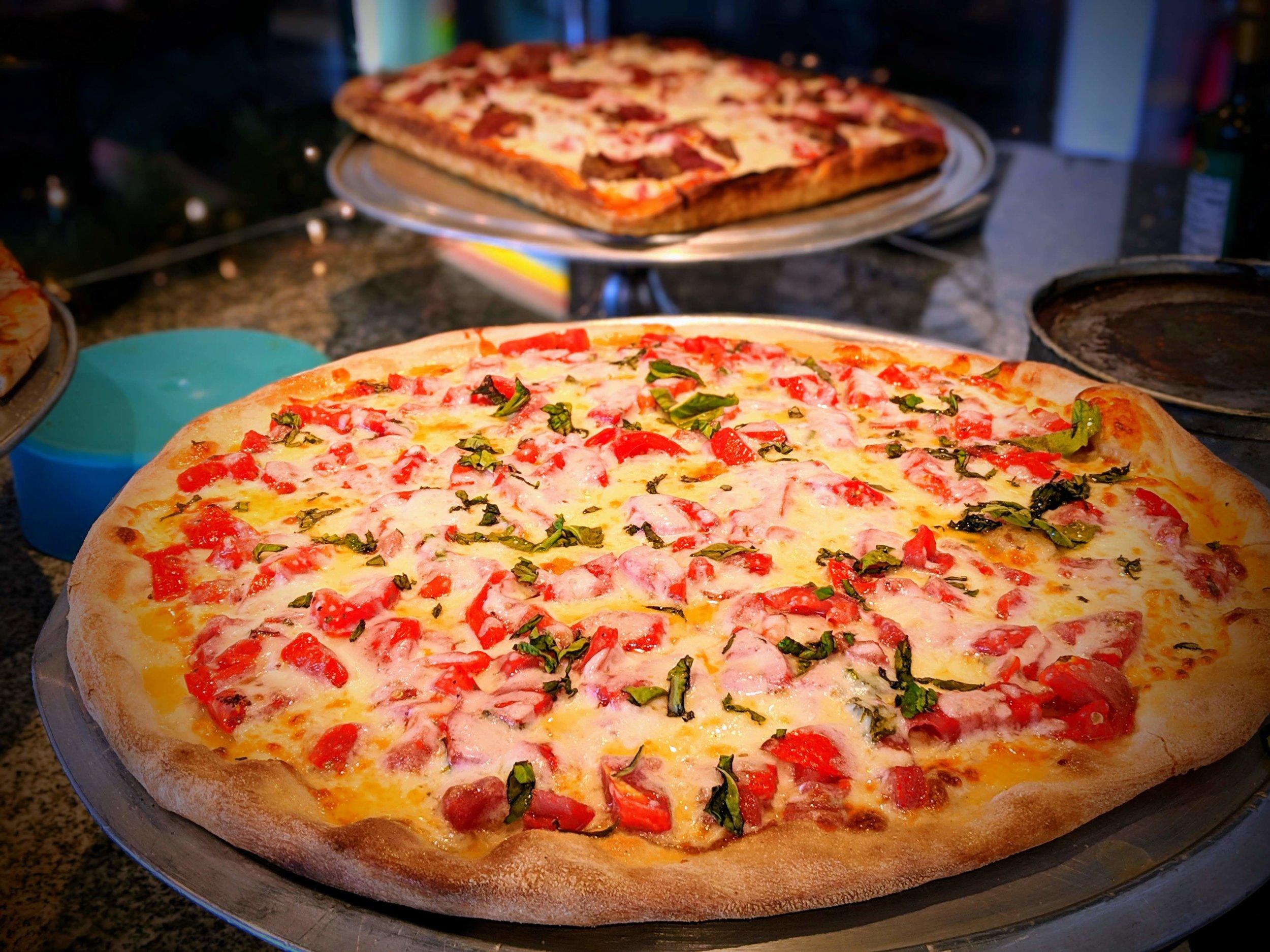Pizza Mia Margarita Pizza