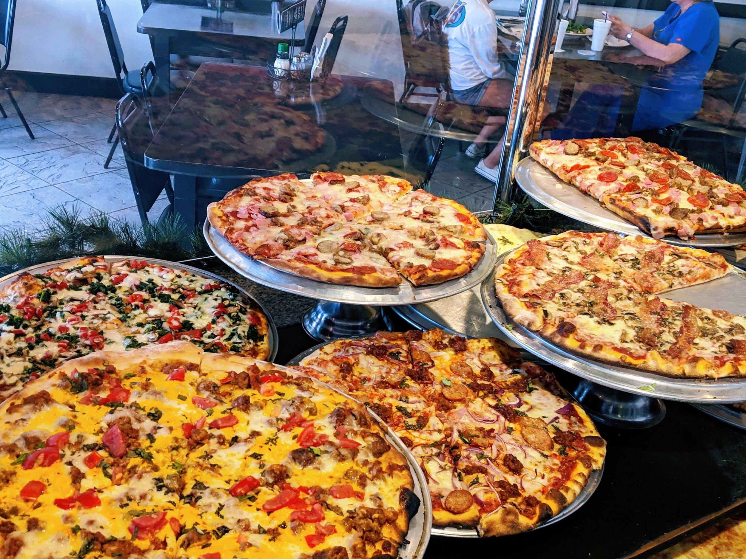Pizza Mia - Za by the Slice.