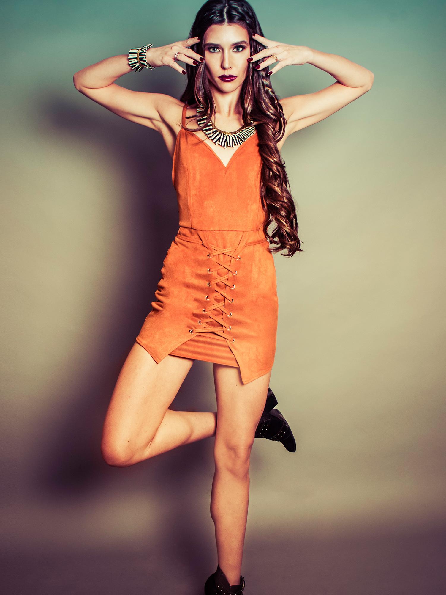 amora_beauty_studio_fashion_female_model_indie_orange_dress_miami.jpg