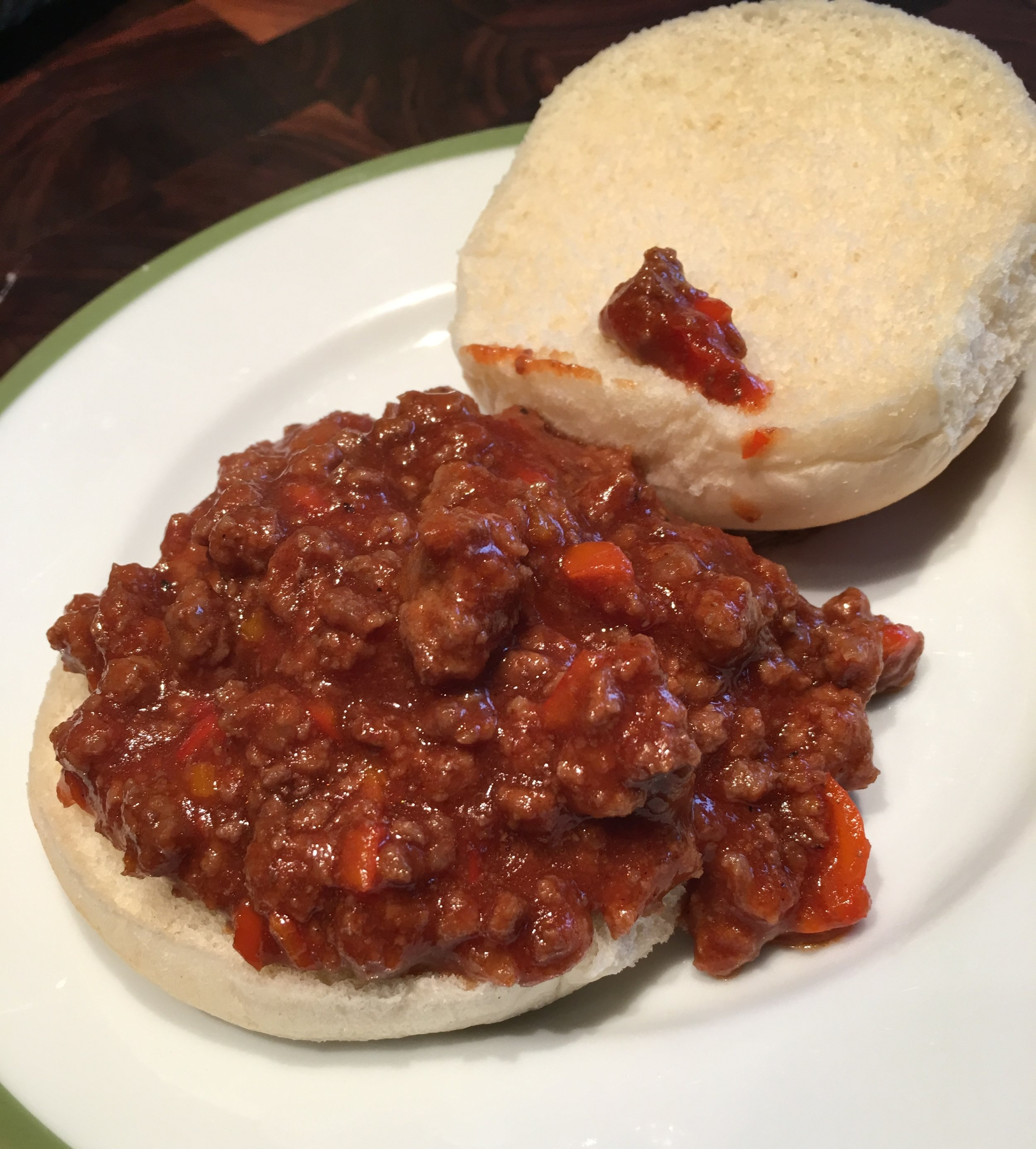An easy made from scratch Sloppy Joe recipe!