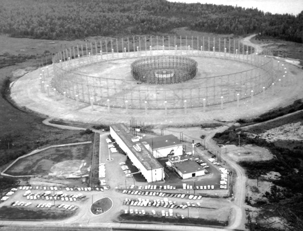 an-flr9 Antenna, Elmendorf AF Base, Anchorage, AK