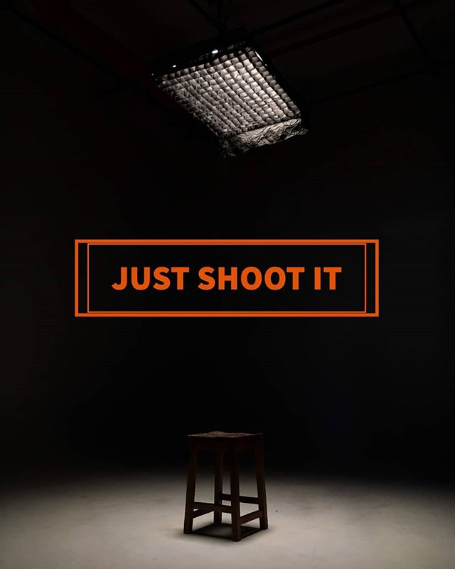 The only thing stopping you is you! So hit us up and shoot the damn thing already.
