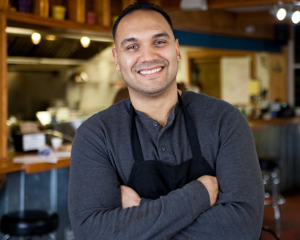 Chef Andres Meraz -