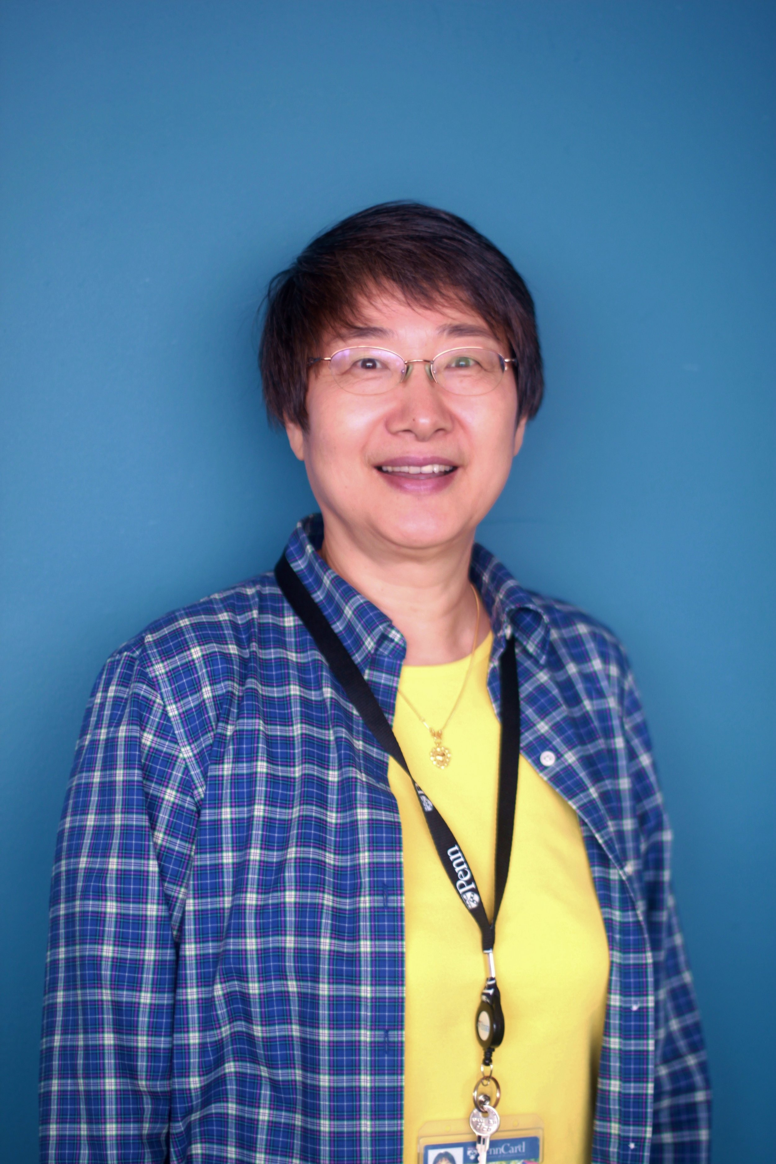 Xiaoqing Pan, MD PhD (Research Specialist)