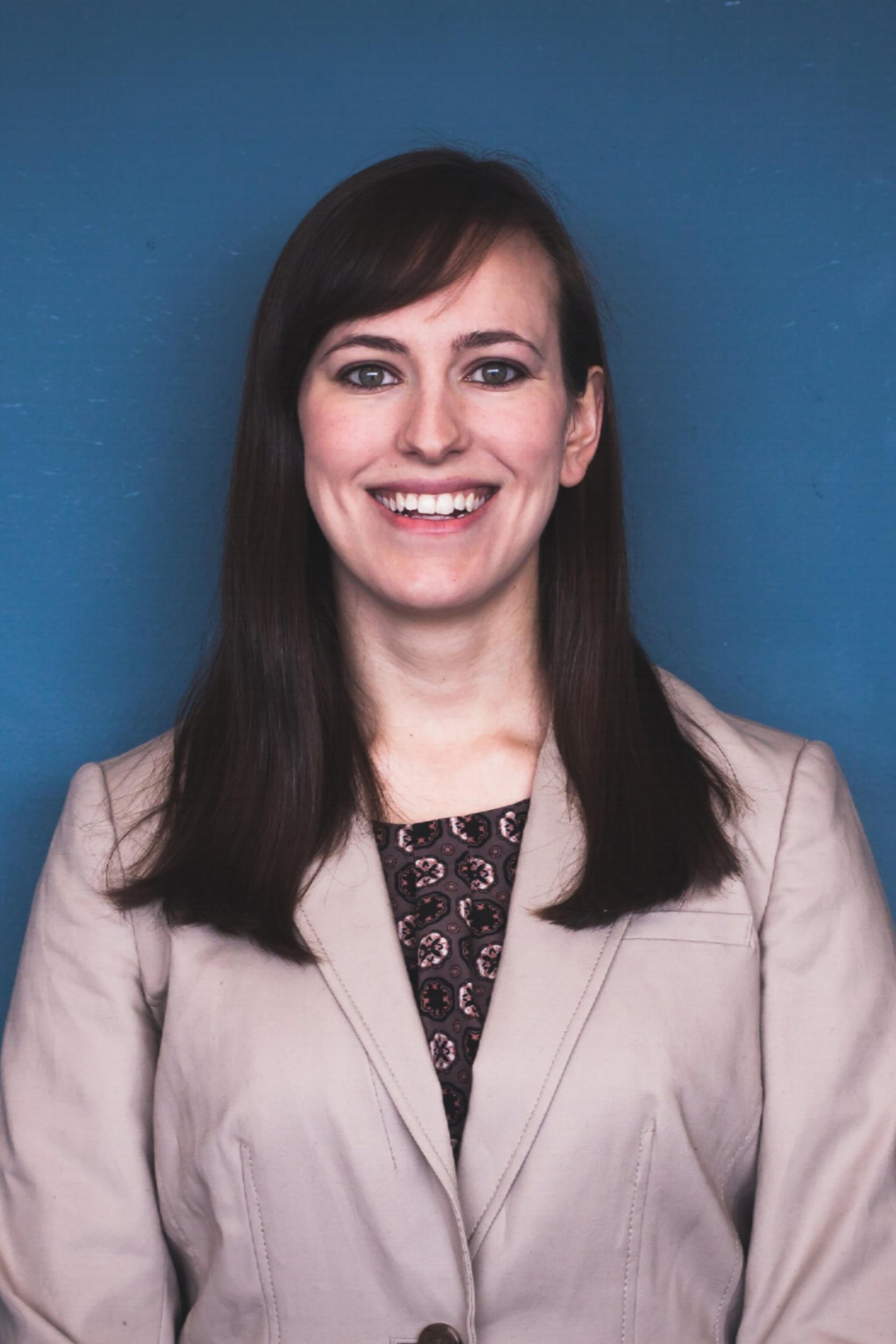 Meredith Stone (Postdoctoral Researcher)