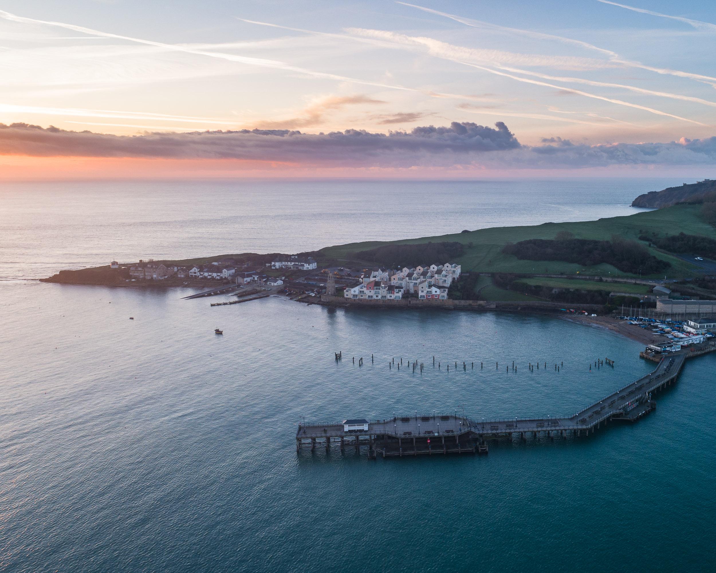 Swanage Pier Sunrise.jpg