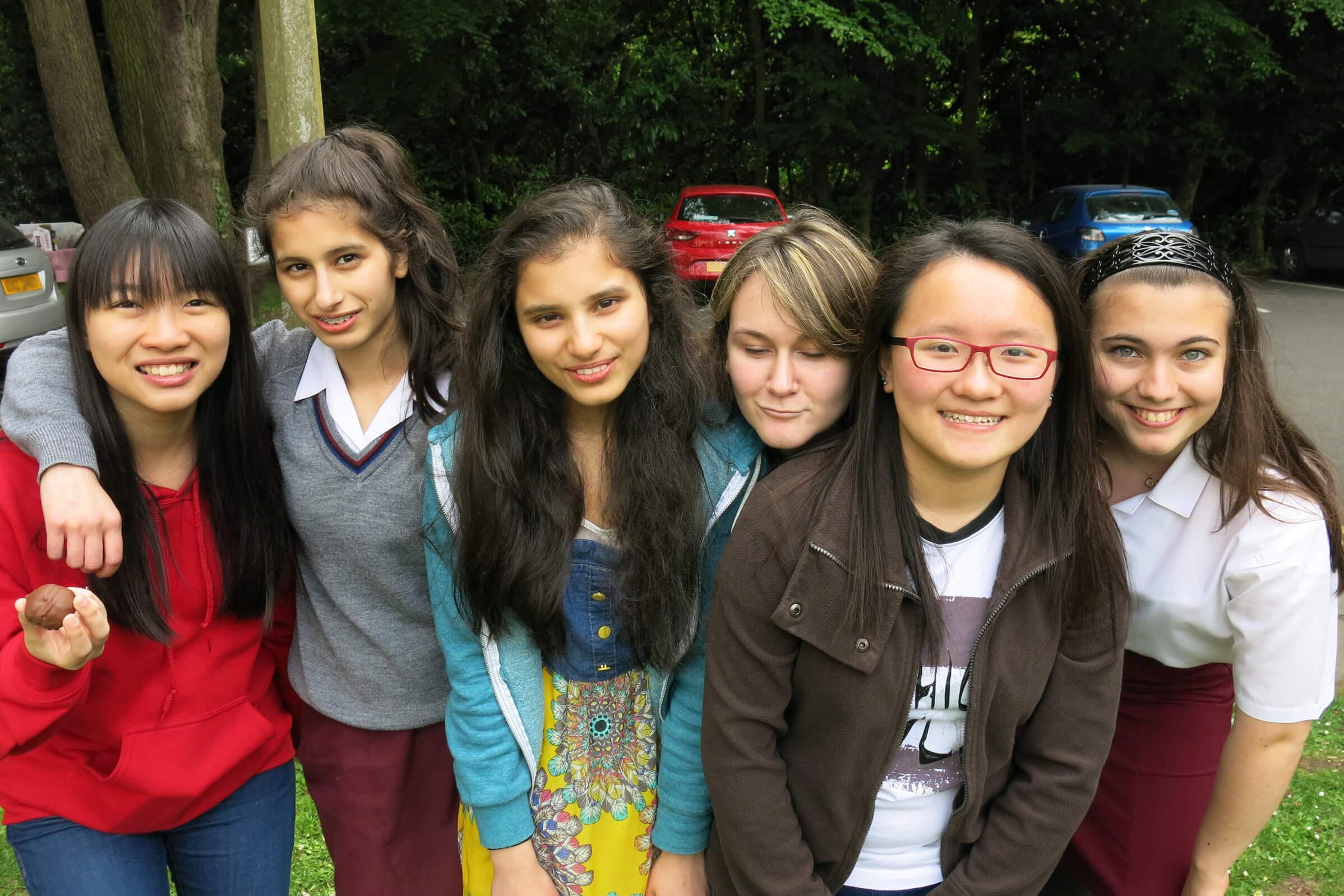 International Girls Boarding at Victoria College