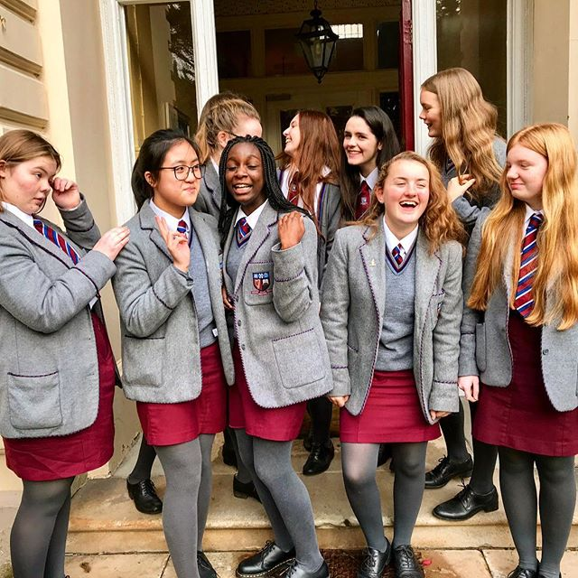 We're wishing all of our Drumglass girls the very best Easter holidays!  We can't wait to see your happy smiling faces back for another term shortly.  @boardingni @bsaboarding