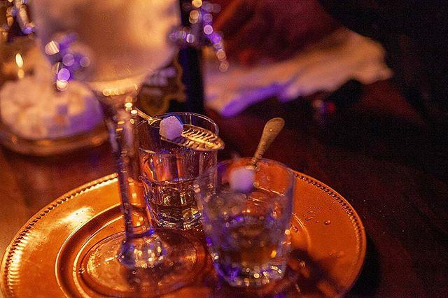 Drip and trip #absinthe