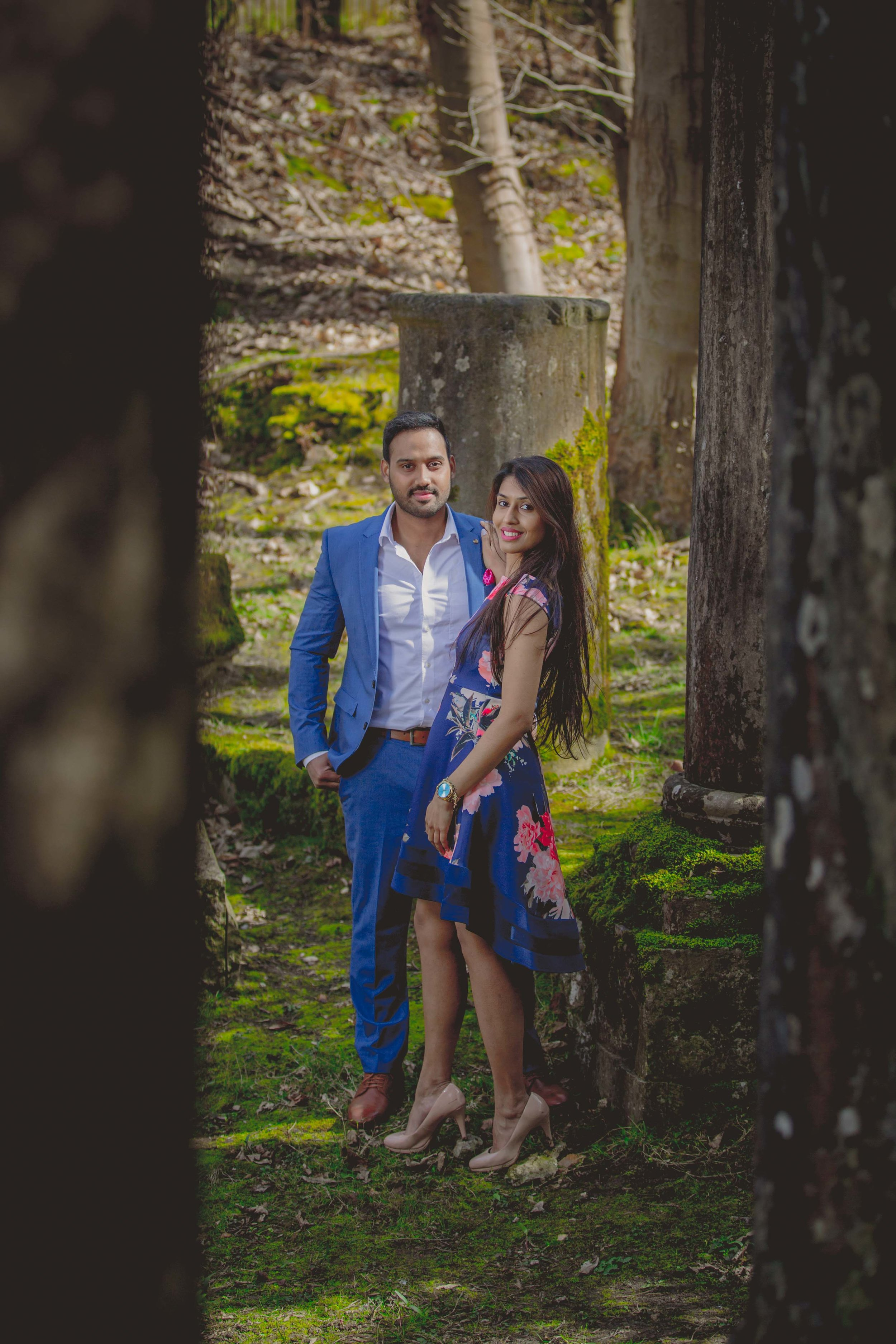 Virginia-waters-windsor-pre-wedding-engagement-shoot-female-asian-wedding-photographer-natalia-smith-photography-leptis-magna-ruins-2.jpg