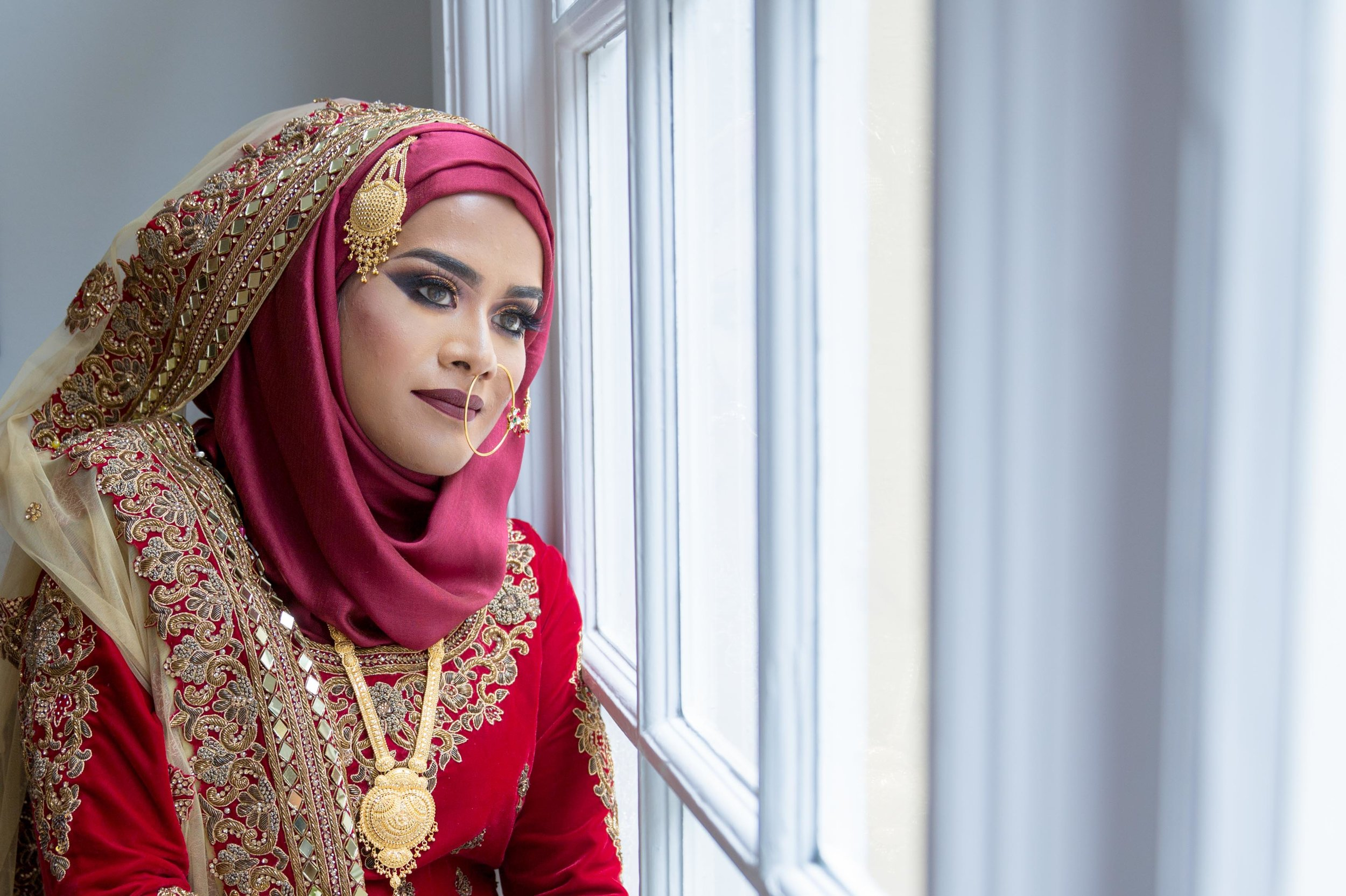 Muslim Wedding Reception - Bristol, UK