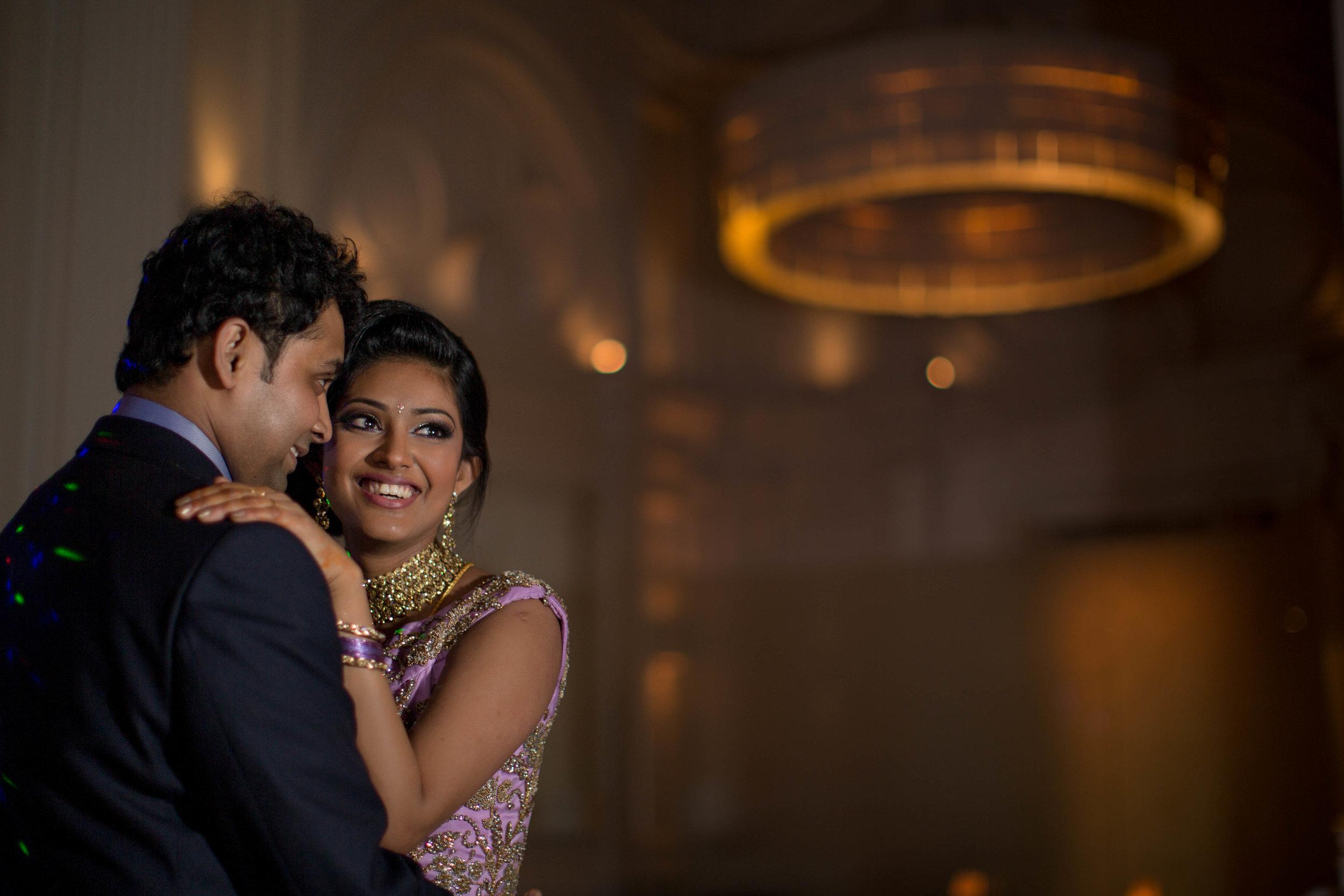 Hindu Wedding Reception - Andaz Hotel | London