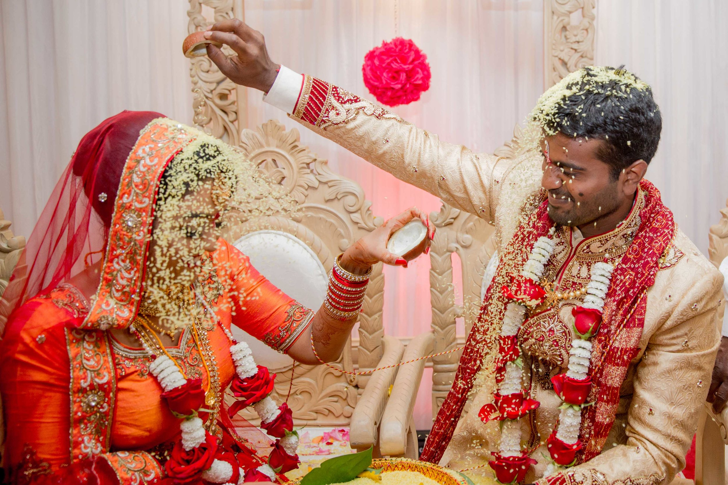 Hindu Wedding - Premier Banqueting | London