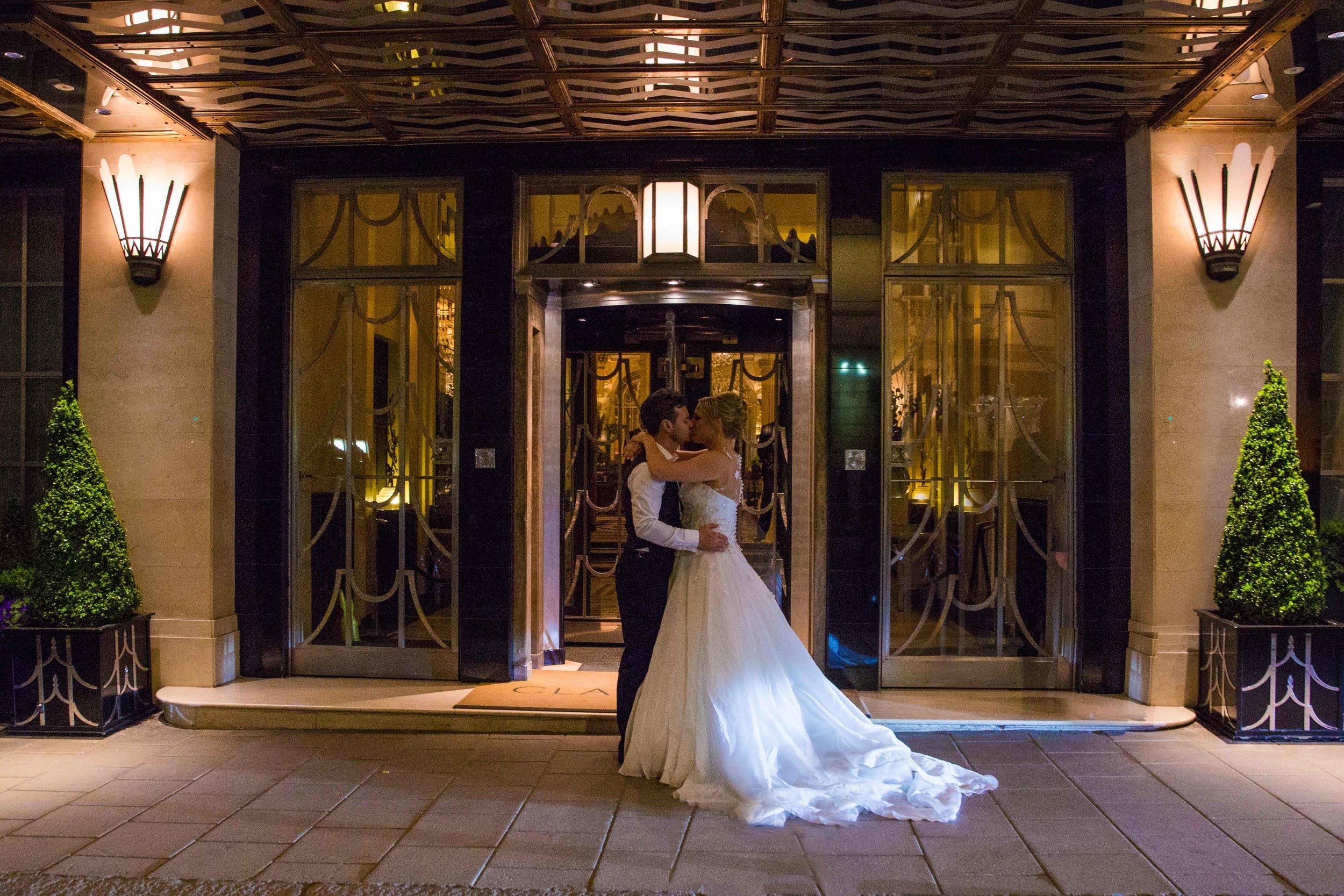 Wedding at Claridge's - Mayfair, London