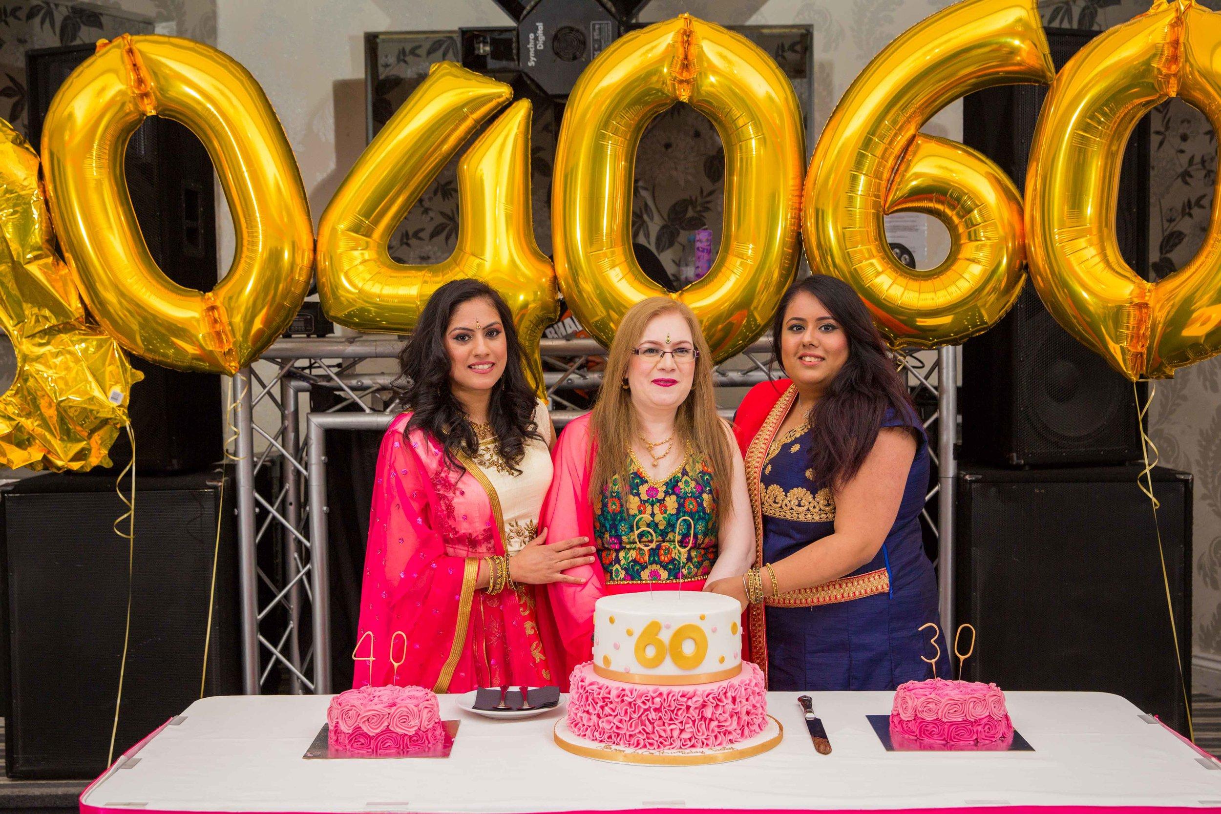 Dolly, Jothi & Rose -