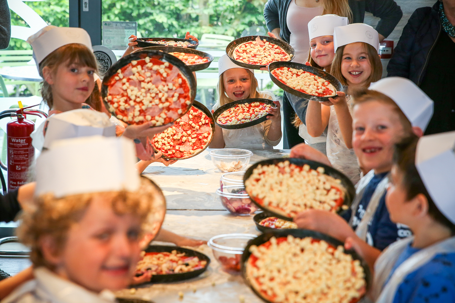 Pizza Express Birthday - Pizza Express | South Wales