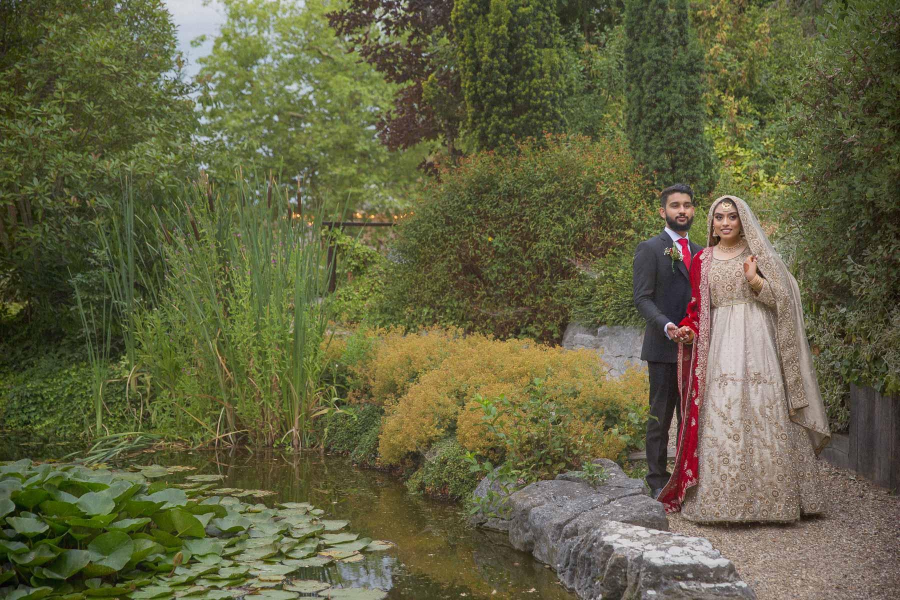 Ariana Gardens Asian Wedding Photographer