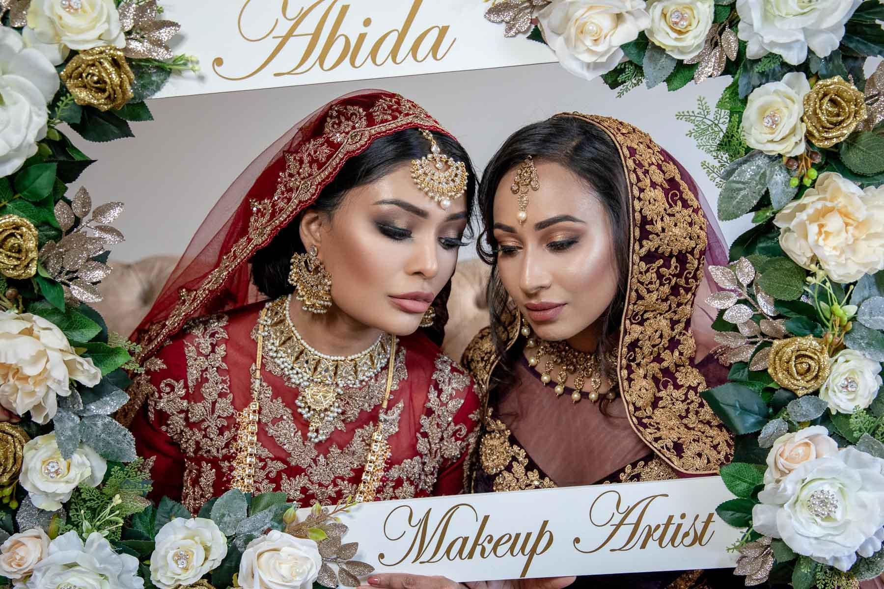 Asian Wedding Photography Make-up