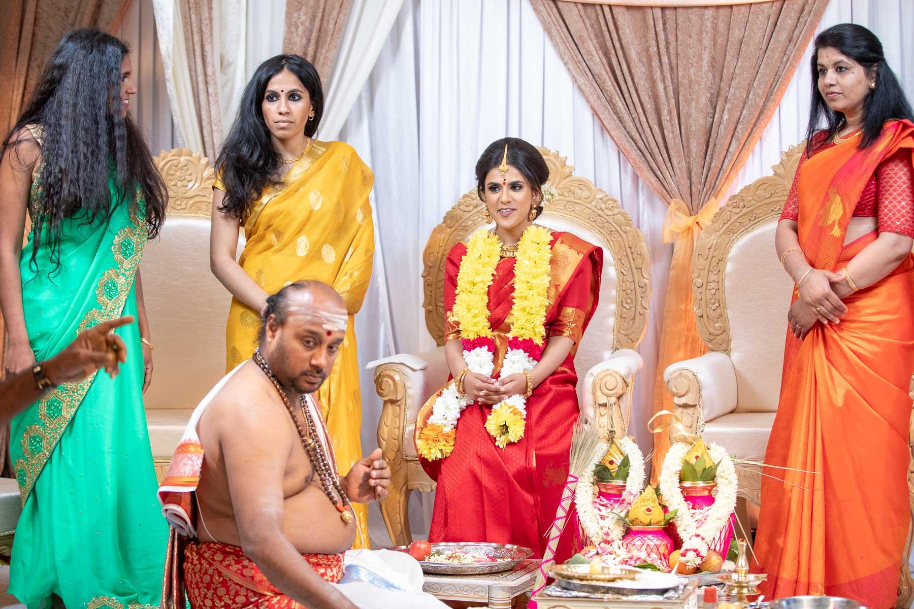 Tamil Wedding Photographer London