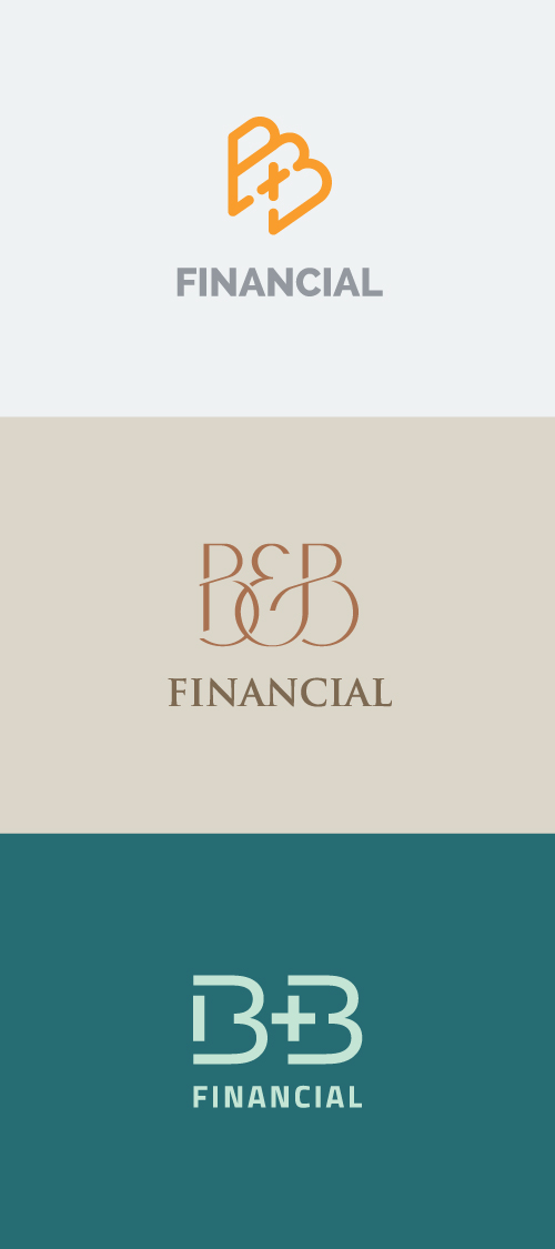 Logo Designs for B+B Financial  Agency: SQUAT New York
